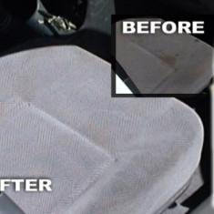 Spray Spuma Curatare Tapiterie Auto Mocheta cu Perie Turtle Wax Interior 1 - Cosmetice Auto