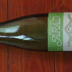Sticla din perioada comunista - eticheta originala - sticla de vin Podgoria Arad - vin de regiune superior !!!