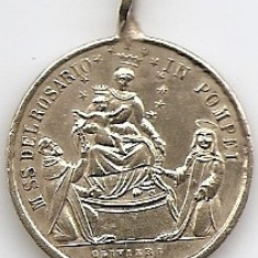 Medalie Regina del SS. Rosario di Pompei (MC-47), Europa