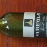 Sticla din perioada comunista - eticheta originala - sticla de vin Pinot noir Murfatlar !!!