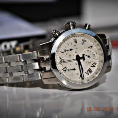 Ceas Tissot PRC 200 Quartz Chronograph Lady 2 - Ceas dama Tissot, Elegant, Otel, Analog