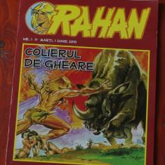 Revista Rahan - banda desenata - nr 1 / marti 1 iunie 2010 - 66 pagini !!! - Reviste benzi desenate