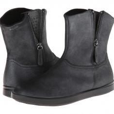 Boots femei ECCO Aimee Pull On Boot | 100% originals | Livrare cca 10 zile lucratoare | Aducem pe comanda orice produs din SUA - Gheata dama Ecco, Gri