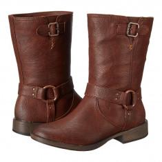 Boots femei Dr. Scholl's Ilana | 100% originals | Livrare cca 10 zile lucratoare | Aducem pe comanda orice produs din SUA - Cizma dama Dr Scholl, Maro