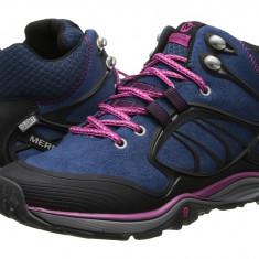 Boots femei Merrell Verterra Mid Waterproof | 100% originals | Livrare cca 10 zile lucratoare | Aducem pe comanda orice produs din SUA - Incaltaminte outdoor