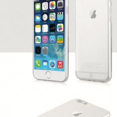 Husa Iphone 6 4.7inch, Cover Soft Silicon 0, 3mm - Husa Telefon Apple, Transparent, Carcasa
