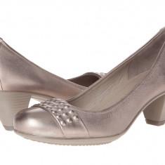 Pantofi cu toc femei ECCO Touch 50 Pure Pump | 100% originals | Livrare cca 10 zile lucratoare | Aducem pe comanda orice produs din SUA - Pantof dama Ecco, Cu talpa joasa