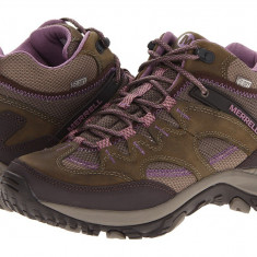 Boots femei Merrell Salida Mid Waterproof | 100% originals | Livrare cca 10 zile lucratoare | Aducem pe comanda orice produs din SUA - Incaltaminte outdoor