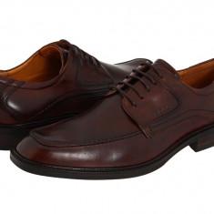 Pantofi barbati ECCO Windsor Apron Tie | 100% originali | Livrare cca 10 zile lucratoare | Aducem pe comanda orice produs din SUA - Pantof barbat