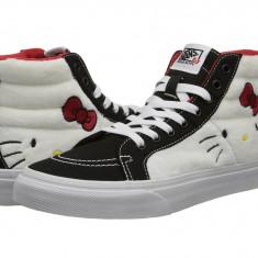Pantofi sport barbati Vans SK8-Hi Slim | 100% originali | Livrare cca 10 zile lucratoare | Aducem pe comanda orice produs din SUA - Adidasi barbati
