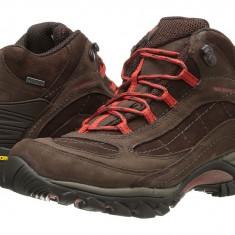 Boots femei Merrell Siren Waterproof Mid Leather | 100% originals | Livrare cca 10 zile lucratoare | Aducem pe comanda orice produs din SUA - Gheata dama