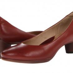 Pantofi cu toc femei ECCO Sculptured 45 Pump | 100% originals | Livrare cca 10 zile lucratoare | Aducem pe comanda orice produs din SUA - Pantof dama Ecco, Cu talpa joasa