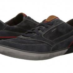 Pantofi sport barbati Geox U Box (Low Top) | 100% originali | Livrare cca 10 zile lucratoare | Aducem pe comanda orice produs din SUA - Adidasi barbati