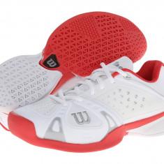 Pantofi sport femei Wilson Rush Pro HC | 100% originals | Livrare cca 10 zile lucratoare | Aducem pe comanda orice produs din SUA - Adidasi dama