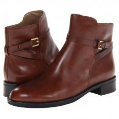 Boots femei ECCO Hobart 25 MM Strap Ankle Boot | 100% originals | Livrare cca 10 zile lucratoare | Aducem pe comanda orice produs din SUA - Gheata dama Ecco, Maro
