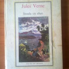 e4  Insula cu elice - Jules Verne