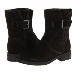 Boots femei Geox Donna New Virna 5 | 100% originals | Livrare cca 10 zile lucratoare | Aducem pe comanda orice produs din SUA - Gheata dama Geox, Maro