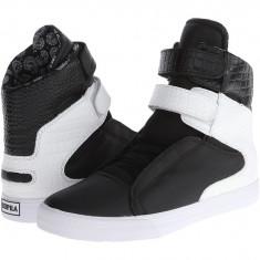 Pantofi sport barbati Supra Society II | 100% originali | Livrare cca 10 zile lucratoare | Aducem pe comanda orice produs din SUA - Adidasi barbati