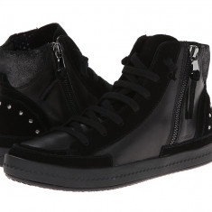 Pantofi sport femei Geox D Modesty 20 | 100% originals | Livrare cca 10 zile lucratoare | Aducem pe comanda orice produs din SUA - Gheata dama Geox, Negru