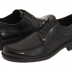 Pantofi barbati ECCO Boston Apron Tie | 100% originali | Livrare cca 10 zile lucratoare | Aducem pe comanda orice produs din SUA - Pantof barbat