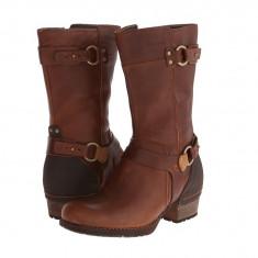 Boots femei Merrell Shiloh Peak | 100% originals | Livrare cca 10 zile lucratoare | Aducem pe comanda orice produs din SUA - Cizma dama Merrell, Maro