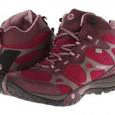 Boots femei Merrell Azura Carex Mid Waterproof | 100% originals | Livrare cca 10 zile lucratoare | Aducem pe comanda orice produs din SUA - Gheata dama