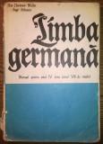 Carte - Ilse Chivaran-Muller, Inge Schuster - Limba germana - Manual pentru anul IV liceu (Anul VIII de studiu), Clasa 4, Limbi straine, Didactica si Pedagogica