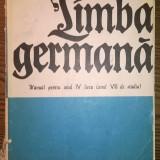 Carte - Ilse Chivaran-Muller, Inge Schuster - Limba germana - Manual pentru anul IV liceu (Anul VIII de studiu)