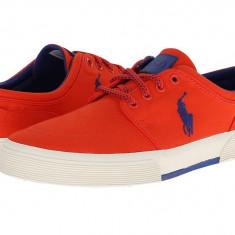 Pantofi sport barbati Polo Ralph Lauren Faxon Low Canvas | 100% originali | Livrare cca 10 zile lucratoare | Aducem pe comanda orice produs din SUA - Adidasi barbati