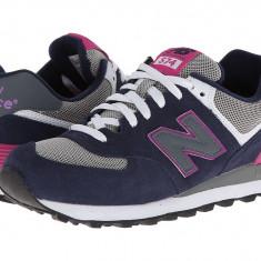 Pantofi sport femei New Balance Classics WL574 | 100% originals | Livrare cca 10 zile lucratoare | Aducem pe comanda orice produs din SUA - Adidasi dama