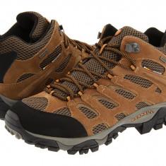 Pantofi sport barbati Merrell Moab Mid Waterproof | 100% originali | Livrare cca 10 zile lucratoare | Aducem pe comanda orice produs din SUA - Ghete barbati