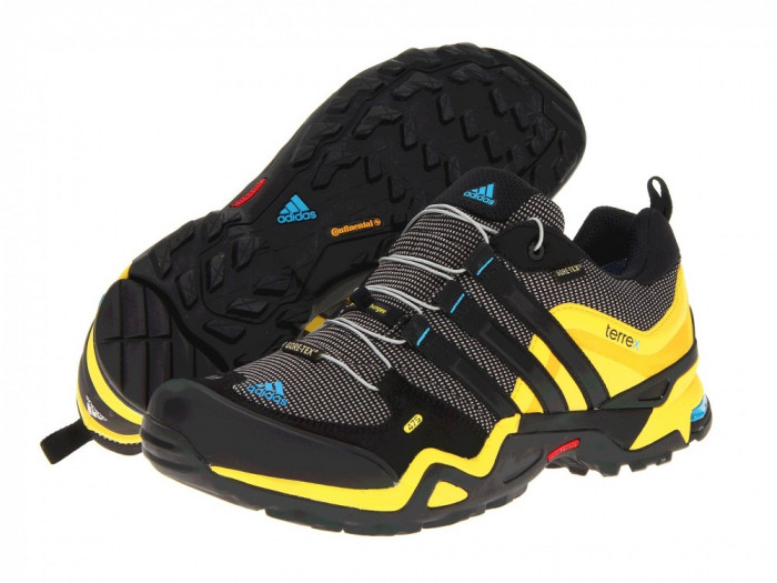 23851b6b3ee Pantofi sport barbati adidas Outdoor Terrex Fast X GTX   100 ...