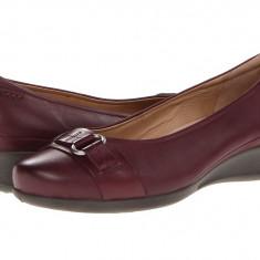 Pantofi cu toc femei ECCO Abelone Buckle | 100% originals | Livrare cca 10 zile lucratoare | Aducem pe comanda orice produs din SUA, Cu talpa joasa