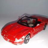 Macheta Bburago Chevrolet Corvette - Cabriolet 1 /43 - Deteriorata