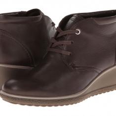Boots femei ECCO Camilla Wedge Ankle Boot | 100% originals | Livrare cca 10 zile lucratoare | Aducem pe comanda orice produs din SUA - Botine dama