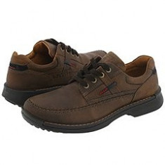 Pantofi barbati ECCO Fusion Moc Tie | 100% originali | Livrare cca 10 zile lucratoare | Aducem pe comanda orice produs din SUA - Pantof barbat