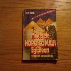 MISTERELE HOROSCOPULUI EGIPTEAN  -- Ely Star  -- 1993, 240 p.