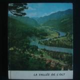 DORIN IANCU - LA VALLEE DE L'OLT - Carte de calatorie