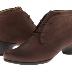 Boots femei ECCO Sculptured Bootie | 100% originals | Livrare cca 10 zile lucratoare | Aducem pe comanda orice produs din SUA - Botine dama