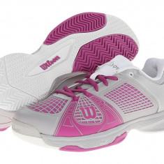 Pantofi sport femei Wilson Rush NGX   100% originals   Livrare cca 10 zile lucratoare   Aducem pe comanda orice produs din SUA - Adidasi dama