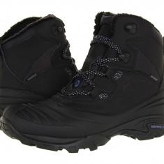 Boots femei Merrell Snowbound Mid Waterproof | 100% originals | Livrare cca 10 zile lucratoare | Aducem pe comanda orice produs din SUA - Gheata dama Merrell, Negru