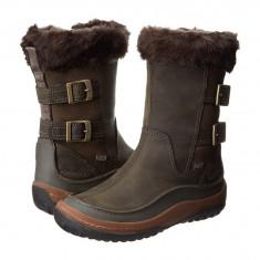 Boots femei Merrell Decora Chant Waterproof | 100% originals | Livrare cca 10 zile lucratoare | Aducem pe comanda orice produs din SUA - Cizma dama Merrell, Maro