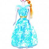 Papusa Disney Elsa Frozen 29cm, 4-6 ani