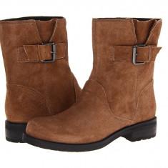 Boots femei Geox Donna New Virna 5 | 100% originals | Livrare cca 10 zile lucratoare | Aducem pe comanda orice produs din SUA - Cizma dama Geox, Maro