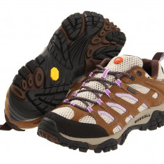 Pantofi sport femei Merrell Moab Waterproof | 100% originals | Livrare cca 10 zile lucratoare | Aducem pe comanda orice produs din SUA - Adidasi dama