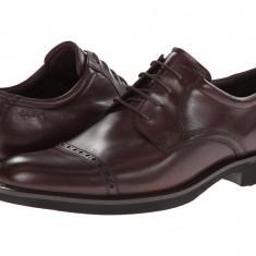 Pantofi barbati ECCO Biarritz Classic Cap Toe | 100% originali | Livrare cca 10 zile lucratoare | Aducem pe comanda orice produs din SUA