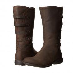 Boots femei Merrell Captiva Launch 2 Waterproof | 100% originals | Livrare cca 10 zile lucratoare | Aducem pe comanda orice produs din SUA - Cizma dama Merrell, Maro