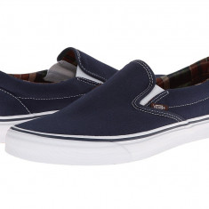 Pantofi sport barbati Vans Classic Slip-On™ | 100% originali | Livrare cca 10 zile lucratoare | Aducem pe comanda orice produs din SUA - Tenisi barbati