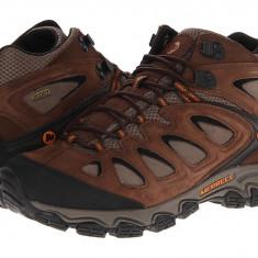 Pantofi sport barbati Merrell Pulsate Mid Waterproof | 100% originali | Livrare cca 10 zile lucratoare | Aducem pe comanda orice produs din SUA - Ghete barbati