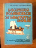 H2 Bucataria romaneasca si sanatatea omului - Tudor Manta (volumul 2), Alta editura